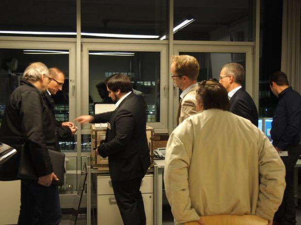 2. IHK-Veranstaltung im Labor Faserverbundtechnik