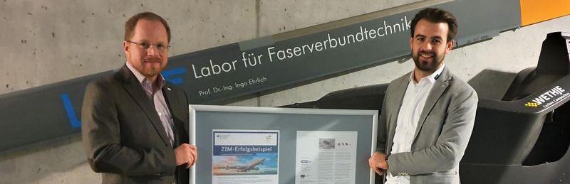 """Projekt """"BIRD"""" offizielles ZIM-Erfolgsbeispiel"""