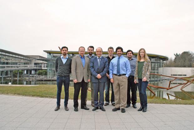 Vertreter der University of Alabama at Birmingham besucht OTH Regensburg