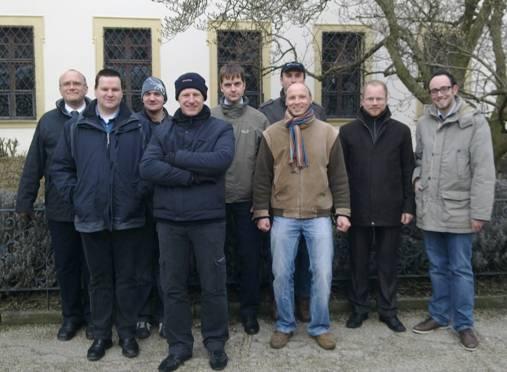 Niederländische Polizei schickt Techniker zu Seminar an die HS.R