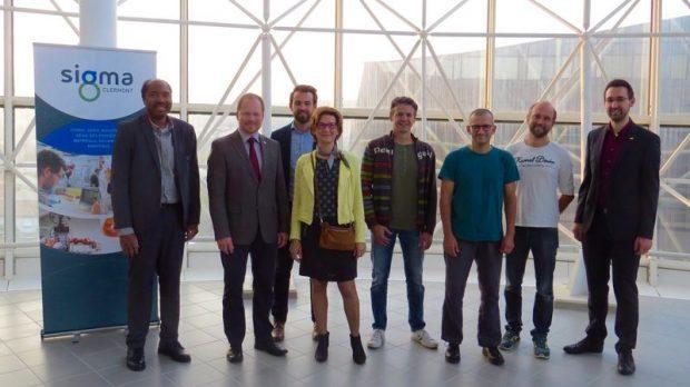 Stärkung der Forschungskooperation mit Frankreich