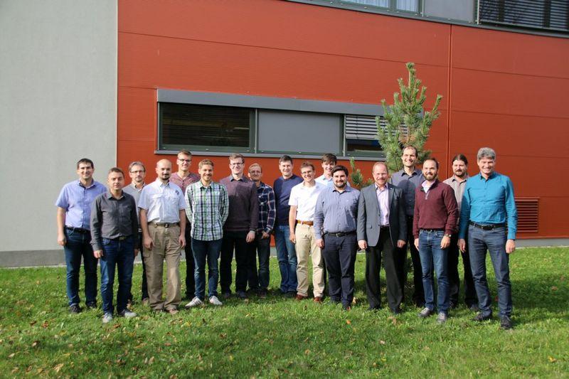 Wissensaustausch am New Technologies Research Center in Pilsen