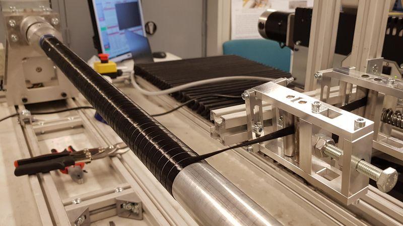 Neuartige Herstellung industriell eingesetzter Leichtbaustrukturen
